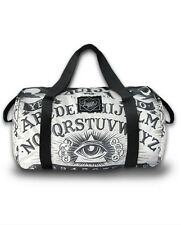 LIQUOR BRAND OUIJA BOARD OCCULT DUFFLE GYM BAG HOLDALL WITCHCRAFT GOTH PAGAN NEW