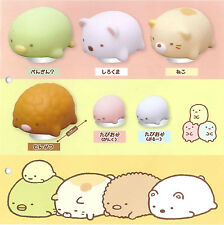 San-X Corner Sumikko Gurashi Mascot Toy Capsule Vending Machine 6pc Set - 24c81