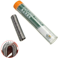 15g 1.3m Soldering Iron Wire Rosin Core Cord Solder Tube Kit Electrical DIY Tool