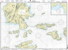 NOAA Chart Tagalak Island to Great Sitkin Island; Sand Bay Northeast Cove 16478