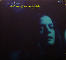 CD MEG BAIRD - don't weigh down the light, neu - ovp