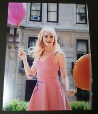 "EMMA STONE Authentic Hand-Signed ""Super Cute"" 11x14 photo (Spider-Man) (PROOF)"