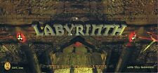 LABRYNTH Rave Flyer Flyers A5 30/8/97 Roseberry Place London E8