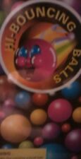 SALE . bounce rubber super bouncy ball toys bulk package of 50.. toy vending.