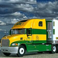 VR SHARKEY TRANSPORT Mack Semi w/ Reefer - Tonkin First Gear,  MTH Lionel Scale