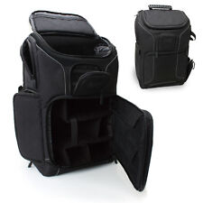 Professional Heavy Duty DSLR Camera Bag & Sling Case for Sony, Nikon, Canon