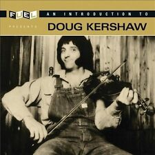FREE US SHIP. on ANY 2 CDs! USED,MINT CD Doug Kershaw: Introduction to Doug Kers