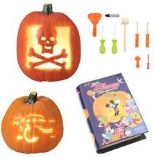 Halloween WORLD OF DISNEY PUMPKIN DECORATING KIT New in Box!