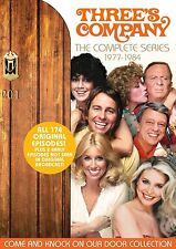 Three's Company: The Complete Series New DVD! Ships Fast!