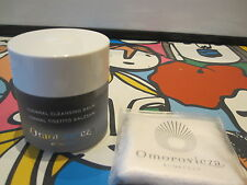 NEW! OMOROVICZA Thermal Cleansing Balm Cleanser Makeup Remover + Mini Mitt,SHIP