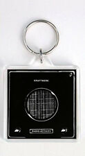 KRAFTWERK RADIO ACTIVITY LP COVER KEYRING LLAVERO