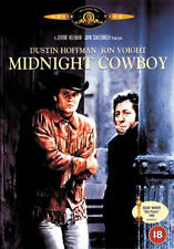 MIDNIGHT COWBOY - DVD - REGION 2 UK