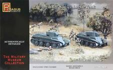 NEW Pegasus Hobbies 1/72 BT-7 Light Tanks (2) 7673