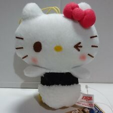 Hello Kitty cloth plush item - 2015 Eikoh / Sanrio Hello Kitty ~ Sushi doll Egg