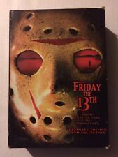 Friday the 13th From Crystal Lake to Manhattan Ultimate Edition 5 Disc Box Set