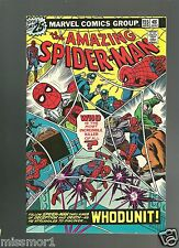 Amazing Spider-man 155 comic VF 1970's Bronze Age Mystery cover NICE!