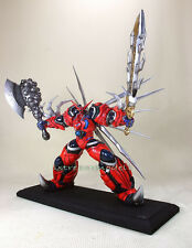 "Getter: Ancient Getter & Great Axe & 7 Egded Sword 10""Tall  Unpainted Resin Kit"