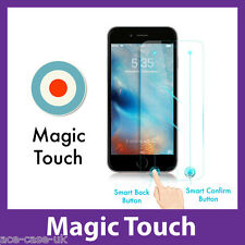 Iphone 6s Magic Smart Touch posterior tecla botón De Vidrio Templado Protector De Pantalla