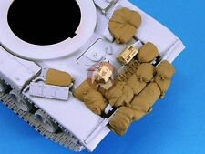 Legend 1/35 M60A1 Patton Sandbag Armor and MRE Box Set (Tamiya / Academy) LF1181