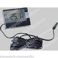 Thermomètre digital  -50°C à +70°C à sonde déportée réfrigérateur congélateur