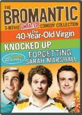 The Bromantic 3-Movie Unrated Comedy Col DVD
