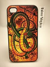 USA Seller Apple iPhone 4 & 4S Anime Phone case Dragon Ball Z  Shenron