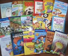 Lot 57 Level 1 & 2 READERS I Can Read Step Into Reading