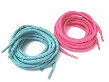 """1set 2pairs 160cm 64"""" Rope reflective shoe laces for Lebron xiii xii South Beach"""