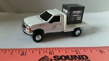 1/64 CUSTOM Ford f350 fs coop flatbed TRUCK probox invision Seed ERTL farm toy