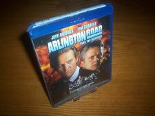 ARLINGTON ROAD blu-ray rare US import all region free a abc (unreleased in UK)