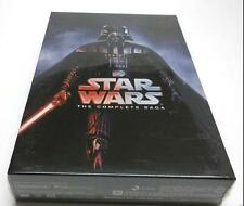 2016 Star Wars: The Complete Saga DVD (I,II,III,IV, V, VI, 12-Disc Box Set 1-6)