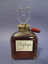 Replique by Raphael 1 oz Paris Pure Perfume Vintage Super Rare Parfum Sealed Top