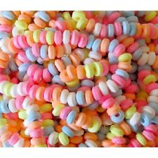 100 CANDY NECKLACES BULK TUB RETRO SWEETS