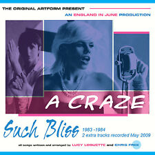 A CRAZE WEARING YOUR JUMPER WELLER SUCH BLISS RESPOND COMPILATION CD - NEW !