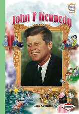 History Makers: John F Kennedy (History Maker Biographies),Jane Sutcliffe,New Bo