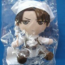 Plush Doll : Levi : Cleaning ver. - Attack on titan - Gift