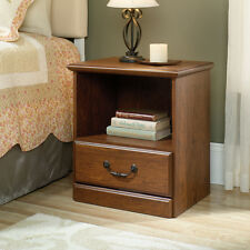 Sauder Woodworking 418633 Orchard Hills Home Furniture Night Stand Milled Cherry