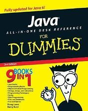 Java All-In-One Desk Reference For Dummies by Lowe, Doug; Burd, Barry A.
