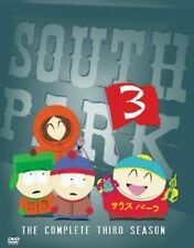 Brand New DVD South Park: The Complete Third Season (1997) Trey Parker Matt