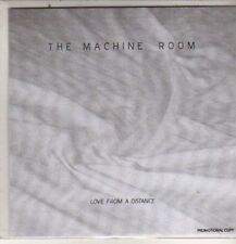 (DB898) The Machine Room, Love From A Distance - 2012 DJ CD