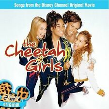 The Cheetah Girls, The Cheetah Girls, Excellent Soundtrack, EP