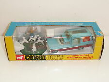 "Corgi 511 Chipperfields Circus Chevrolet Impala Performing Poodles Boxed ""orig"""