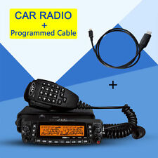 TYT TH-9800 29/50/144/430 MHz Mobile Car Radio Transceiver +Programming Cable US