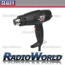 Sealey Hot Air Gun 1600W 2-Speed 375°C/500°C Bunsen Burner Alternative HS105