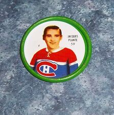 Shirriff coin Jacques Plante # 59  metal 1962-63 SB 2
