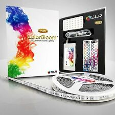 Waterproof LED Strip Light Kit - SLR® ColorBloom Premium Multi-Color 5m 50