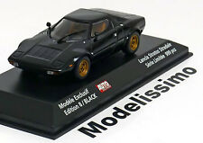 1:43 Minichamps Lancia Stratos 1974 black ltd. 999 pcs. by Auto Hebdo