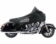 INDIAN CHIEFTAIN HALF TRAVEL COVER BLACK BY INDIAN MOTORCYCLE