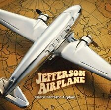 Plastic Fantastic Airplane - Jefferson Airplane (2008, CD NIEUW)