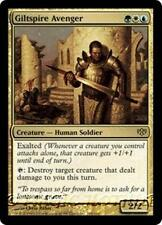 GILTSPIRE AVENGER Conflux MTG Gold Creature — Human Soldier RARE
